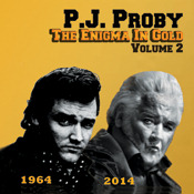 P.J. Proby - The Enigma In Gold: Volume 2 (CD)