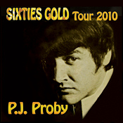 P.J. Proby - Sixties Gold Tour 2010 (CD)