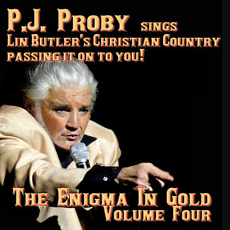 P.J. Proby - The Enigma In Gold: Volume Four (Autographed CD)